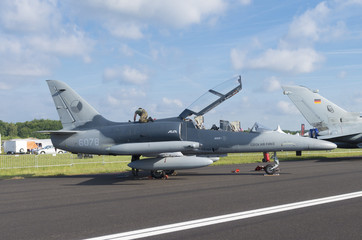 czech fighter jet
