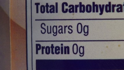 Ingredients, Nutritional Information, Sugars, Protein