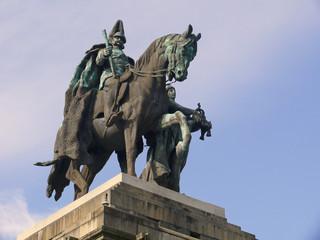 Reiterstandbild Wilhelm Friedrich Ludwig von Preußen