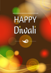 Diwali graphic design