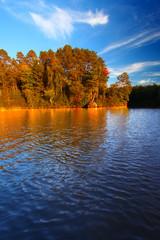 Sweeney Lake Northwoods Wisconsin