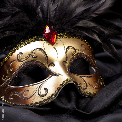 canvas print picture Venetian Mask