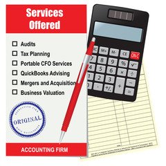 Accounting firm services