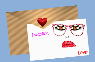 Invitation - Love