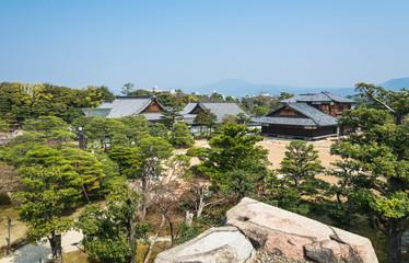 京都 二条城 本丸御殿 Nijō Castle Kyoto