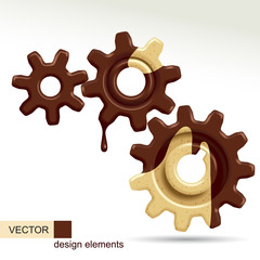 Confectionery gears