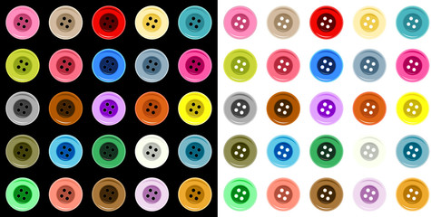 Colored Button