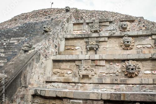 Leinwanddruck Bild Mexiko