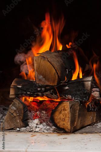 mata magnetyczna drewno opałowe