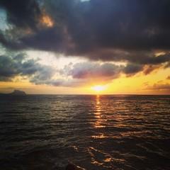 sunrise, alicante, spain