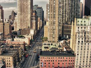 Streets of Midtown - Manhattan, New York City
