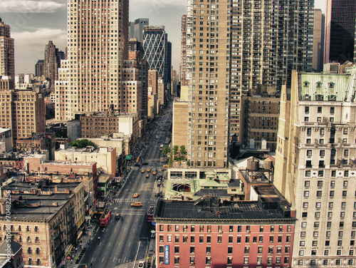 Streets of Midtown - Manhattan, New York City