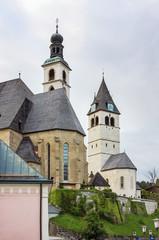 churches in Kitzbuhel