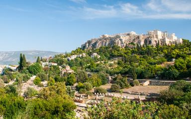 Athens Acropolis hill