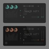 CD MP3 Player Equalizer