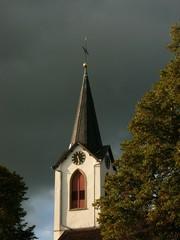 Turm der evangelisch-reformierten Kirche in Leopoldshöhe