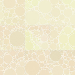 Abstract dots design