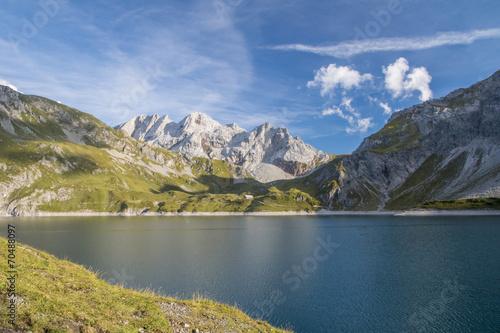 Bergsee in den Alpen © Netzer Johannes