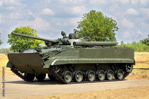 Infantry combat vehicles