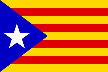 Independent Catalonia Flag