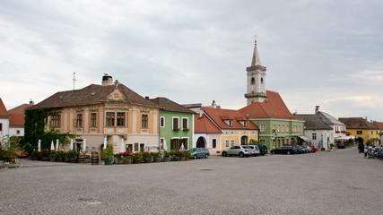 Main square in Rust