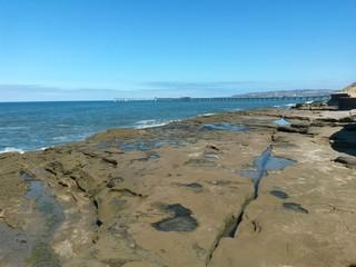 Oceano pacifico a san diego