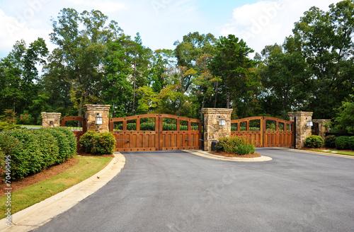Security Gates - 70490495