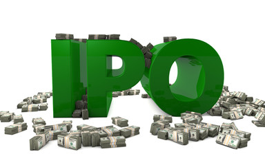 IPO Initial Public Offering - stock