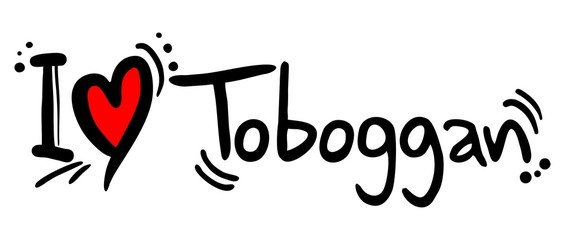 Toboggan love