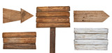 Fototapety wooden sign background message