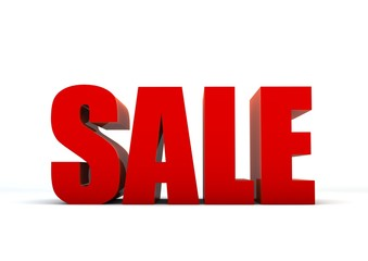 Big red sale 3d