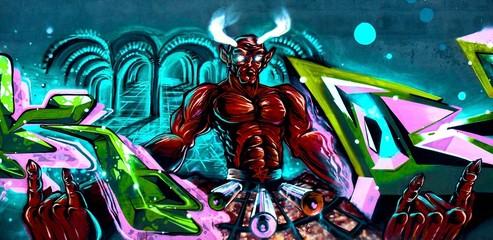Devil guns and Heavy metal