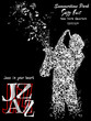 Jazz poster with saxophonist - 70494472