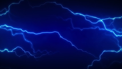 Electricity Blue