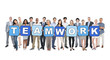 Business People and Teamwork Concepts