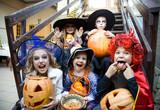 Fototapety halloween