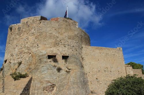 Papiers peints Cappuccino Fort Sainte-Agathe.