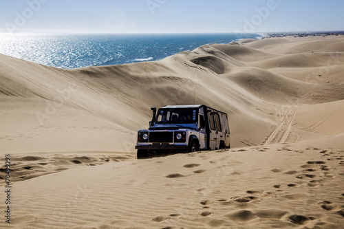Aluminium Zuid Afrika Desert in Namibia, Africa