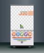 Tech Multipurpose Roll Up Banner Design