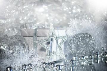 Christmas gift and decor