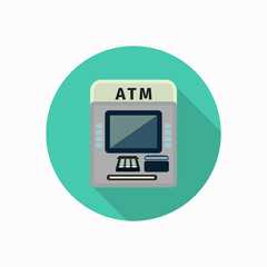 atm icon illustration