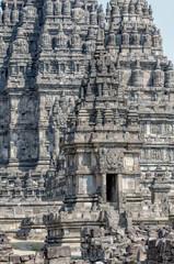 Prambanan in Java, Indonesia