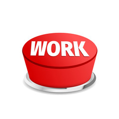 Time to work button sign template