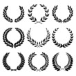 Laurel Wreaths - 70504863