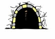 doodle tunnel - 70505092