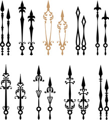 Clock Hands (Arms)