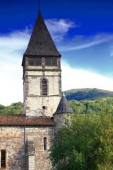 French church-Baigorri