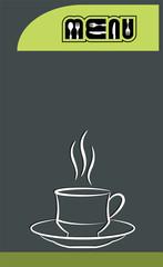 Coffee Menu Design Template