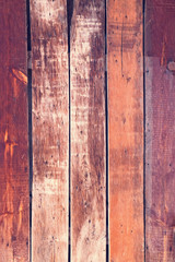 Colorful Old Wood Background - Pink