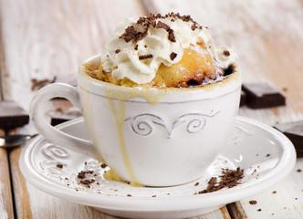 Microwave sweet Muffin